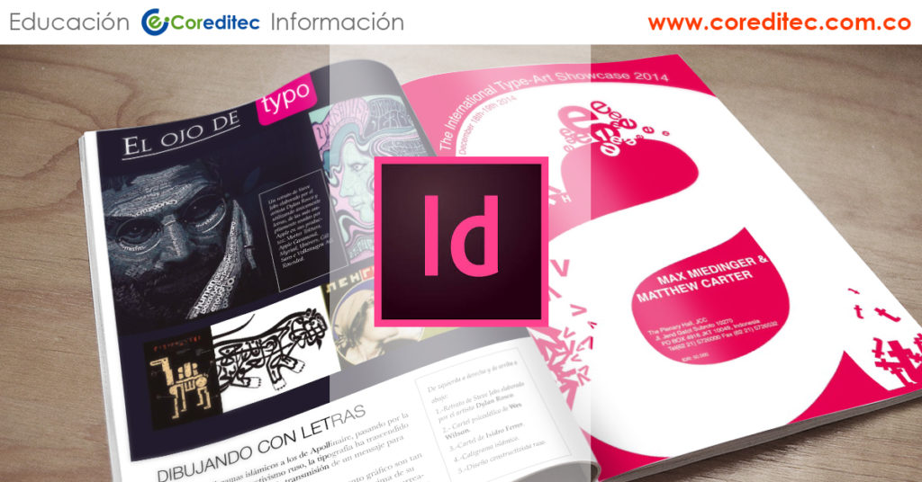 Curso Adobe InDesign CC