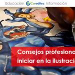 Consejos profesionales para iniciar en la ilustración